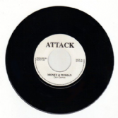 Don Carlos - Money & Woman / version (Attack) UK 7""